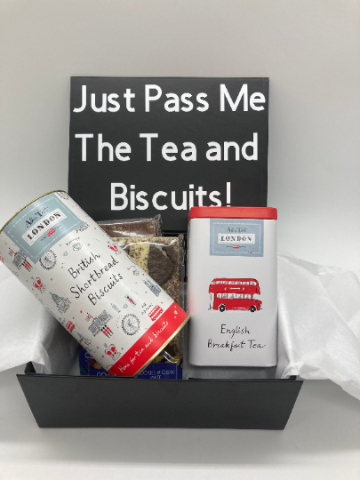 The Tea and Biscuit Box